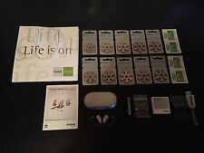 2 Phonak Audeo Q90 RIC 312 Hearing Aids (Receiver-in-Canal) FREE PROGRAMMING!