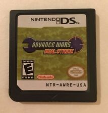 Advance Wars: Dual Strike Nintendo DS (Game Only)