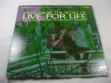 Music From The Score Of Live For Life - Unart-21026 - Free Shipping
