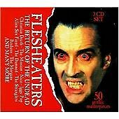 Various Artists - Flesh Eaters - NEW - (The Return Of The Undead, 2002)