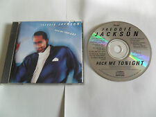 FREDDIE JACKSON - Rock Me Tonight (CD 1985) JAPAN Pressing