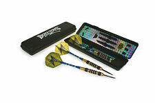 Boyz Toys Set  3 x 24 Gram Weighted Metal Pub Game Darts & Flights In Carry Case