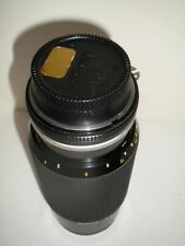 Nikon NIKKOR 80-200mm f/4 MF Ai-S Lens