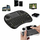 2.4G Wireless Keyboard Handheld Touchpad Keyboard Mouse for PC Android TV BOX JH
