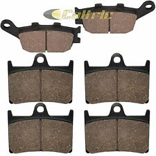 FRONT & REAR BRAKE PADS Fits YAMAHA R6S YZF-R6S 600 2003-2009