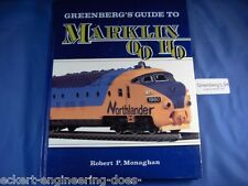 EE Greenberg's Guide to Marklin HO OO EXC Condition Greenberg 04