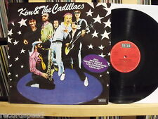 "★★ 12"" LP - KIM & THE CADILLACS - Same - DECCA 623 996"