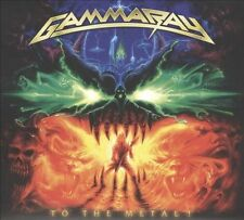 To the Metal! GAMMA RAY 2  CD SET DIJIPACK LIMITED