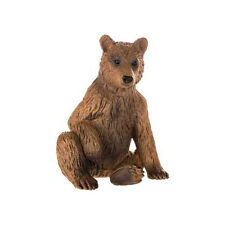 Mojo Fun 387217 Grizzly Bear Cub - Realistic Model Toy Animal Replica 2015 - NIP