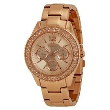 NEW Fossil Stella Ladies Quartz Watch - ES3590