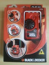 NEW Black and Decker A7138 -XJ Metal Pipe Live Wire Safety Detector Stud Finder