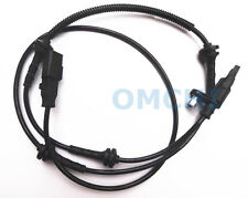 FRONT LEFT RIGHT ABS WHEEL SPEED SENSOR 4545A9 FOR PEUGEOT 407 & SW CITROEN C6