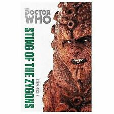 Doctor Who: Sting of the Zygons Monster Collection PB 2014  10th Doctor