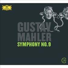 Mahler: Symphony No. 9 (CD, Nov-2012, Deutsche Grammophon)