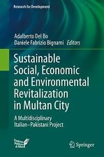 Sustainable Social, Economic and Environmental Revitalization in Multan City...