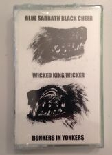 Blue Sabbath Black Cheer Wicked King Wicker - Bonkers In Yonkers New Cassette