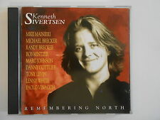 KENNETH SIVERTSEN : REMEMBERING NORTH - [ CD ALBUM ] --  PORT GRATUIT