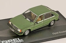 1979 - 84 OPEL KADETT D 1.6S in Green 1/43 scale model ALTAYA