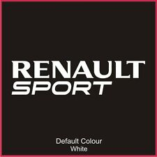 Renaultsport Clio 197 Boot Decal Replacement OEM,Sticker,Graphics, Car,172,N2106