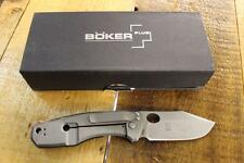 NEW Boker Plus 01BO342 F3 II Small G10 Folding Knife with CPM S35VN Blade Steel