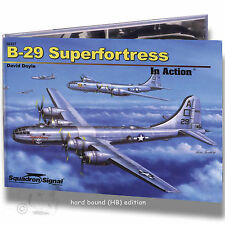 SQUADRON SIGNAL 50227 B-29 SUPERFORTRESS *HARD COVER REFERENCE BOOK