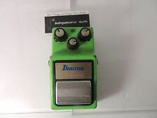VINTAGE 1983 IBANEZ TS-9 TUBE SCREAMER EFFECTS PEDAL ORIGINAL OVERDRIVE