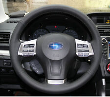 Steering Wheel Cover for Subaru Impreza Legacy Forester Outback XV 2012 2013 16