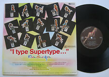 "12"" Charles Wilp ‎– Miss Supertype - mint- Marvin Martin Jeff Lynne Bunny"