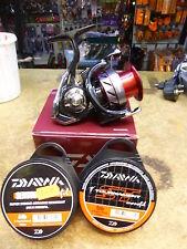 Daiwa Ninja Feeder Reel 3000 AND 2 SPOOLS ST LINE 300METRES PELLET WAGGLER??