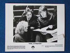 "Original Press Promo Photo -10""x8""- Fatal Attraction-Glenn Close/Michael Douglas"