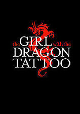 The Girl With The Dragon Tattoo DVD *****BUY BEFORE 3pm...... SAME DAY DISPATCH