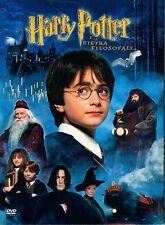 Harry Potter e la Pietra Filosofiale- Film in DVD - 2001 / 147 minuti- ST590