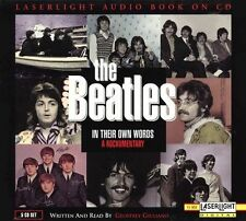 The Beatles In Their Own Words Rockumentary 5 CD Set Audio Book, Beatles CD-NEW