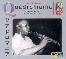 CD JOHNNY DODDS - Clarinet Wobble [4 CD box]