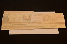 "1/8 Scale FIESELER Fi 156 STORCH Laser Cut Short Kit & Plans 70"" Wing span"