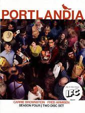 Portlandia: Season Four (DVD, 2014, 2-Disc Set)