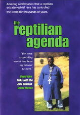 David Icke • The Reptilian Agenda • Conspiracy Theory Documentary DVD
