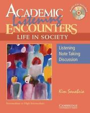 Academic Listening Encounters: Life in Society Student's Book with Audio CD:...