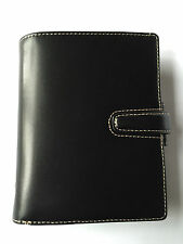 Filofax Pocket Cuban Black