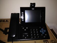 Cisco CP-9971-CL-K9 Unified IP Phone+ CP-CAM-C Camera (We buy and sell Cisco)