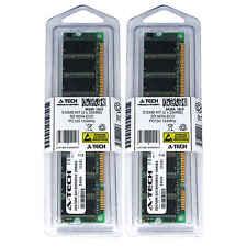 512MB KIT 2 x 256MB DIMM SD NON-ECC PC133 133 133MHz 133 MHz SDRam Ram Memory