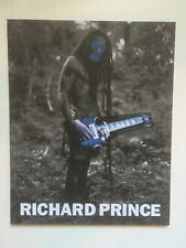 RICHARD PRINCE Private view invitation,'Canal zone serirs' Gagosian gallery 2014