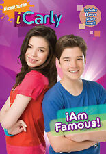 """I am Famous (iCarly), Nickelodeon, """"AS NEW"""" Book"""