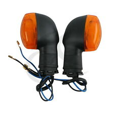 Turn Signal Indicator Orange Lens For YAMAHA YZF R1 R6 FZ1 FZ6 FJR Fazer