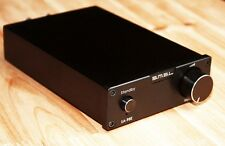 SMSL SA-98E  160W*2  Big Power HIFI Digital Amplifier/Without Power supply/Black