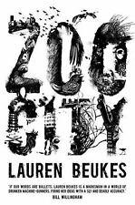 Zoo City, Beukes, Lauren, Acceptable Book