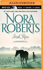 Irish Hearts: Irish Rose 2 by Nora Roberts (2015, MP3 CD, Unabridged)