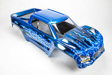 Custom Painted RC Body fits Traxxas X-Maxx XMAXX X MAXX #7711 Fire Flames True