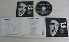 CD ALBUM DIGIPACK GRAND JACQUES - BREL JACQUES 15 TITRES 2003