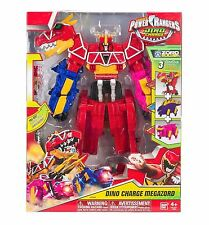 POWER RANGERS DINO SUPER CHARGE DELUXE MEGAZORD ACTION FIGURE WITH CHARGER